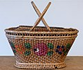 Antique painted rice basket 03.jpg
