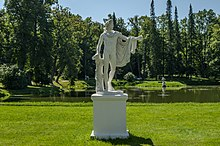 Apollo Belvedere Sculpture in Oranienbaum.jpg
