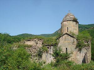Arakelots Monastery (Kirants) - Arakelots Vank