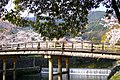 Arashiyama, Nakanoshima-bashi Bridge -1 (April 2009) - panoramio.jpg