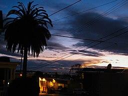 Arcata Sunset - panoramio