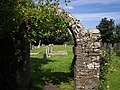 Arch, Thornbury churchyard - geograph.org.uk - 514077.jpg