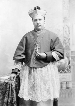 Adélard Langevin - Adélard Langevin, 1895