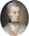 Archduchess Marie Christine, miniature5 - Hofburg.png