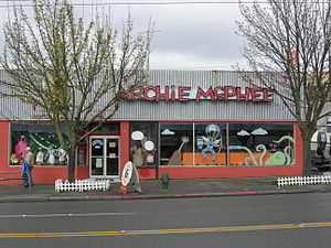 Archie McPhee - Archie McPhee store in Ballard, Seattle, Washington