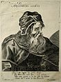 Archimedes Siracus. Line engraving by Remondini. Wellcome V0000191.jpg