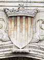 Arco trionfale del Castel Nuovo, 10 stemma.jpg