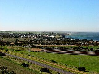 Yorke Peninsula Region in South Australia