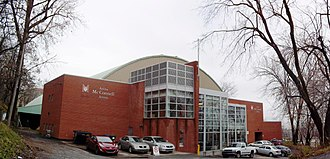 McConnell Arena - Image: Arena Mc Connell 01