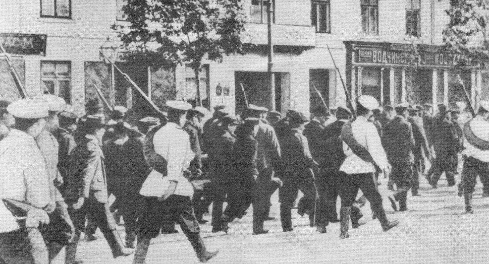 Aresztowanie 1906
