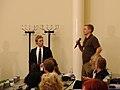 Ari Heljakka and Jani Moliis at TransVision06.jpg