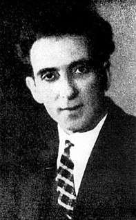 Armand Guerra Spanish director and anarchist