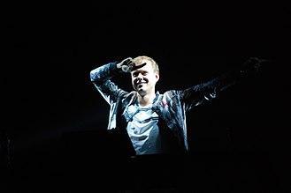 Armin van Buuren discography - Van Buuren in 2017.