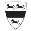 Armorial Bearings of the COLT family of Leominster, Herefordshire.png