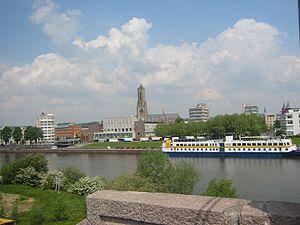 Arnhem-Nijmegen Metropolitan Area - Arnhem