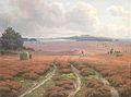 Arnold Lyongrün, Landschaft bei Wilsede nach dem Regen, 1911.jpg