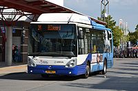 Arriva 6474, Leeuwarden busstation (9737277122).jpg