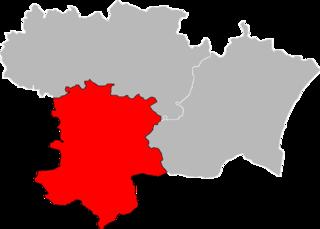 Arrondissement in Occitanie, France