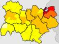 Arrondissements AURA - Médianes revenu disponible par UC (2013).png