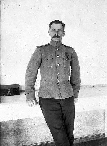 Подполковник Владимир Арсеньев. Хабаровск, 1913—1915 гг.