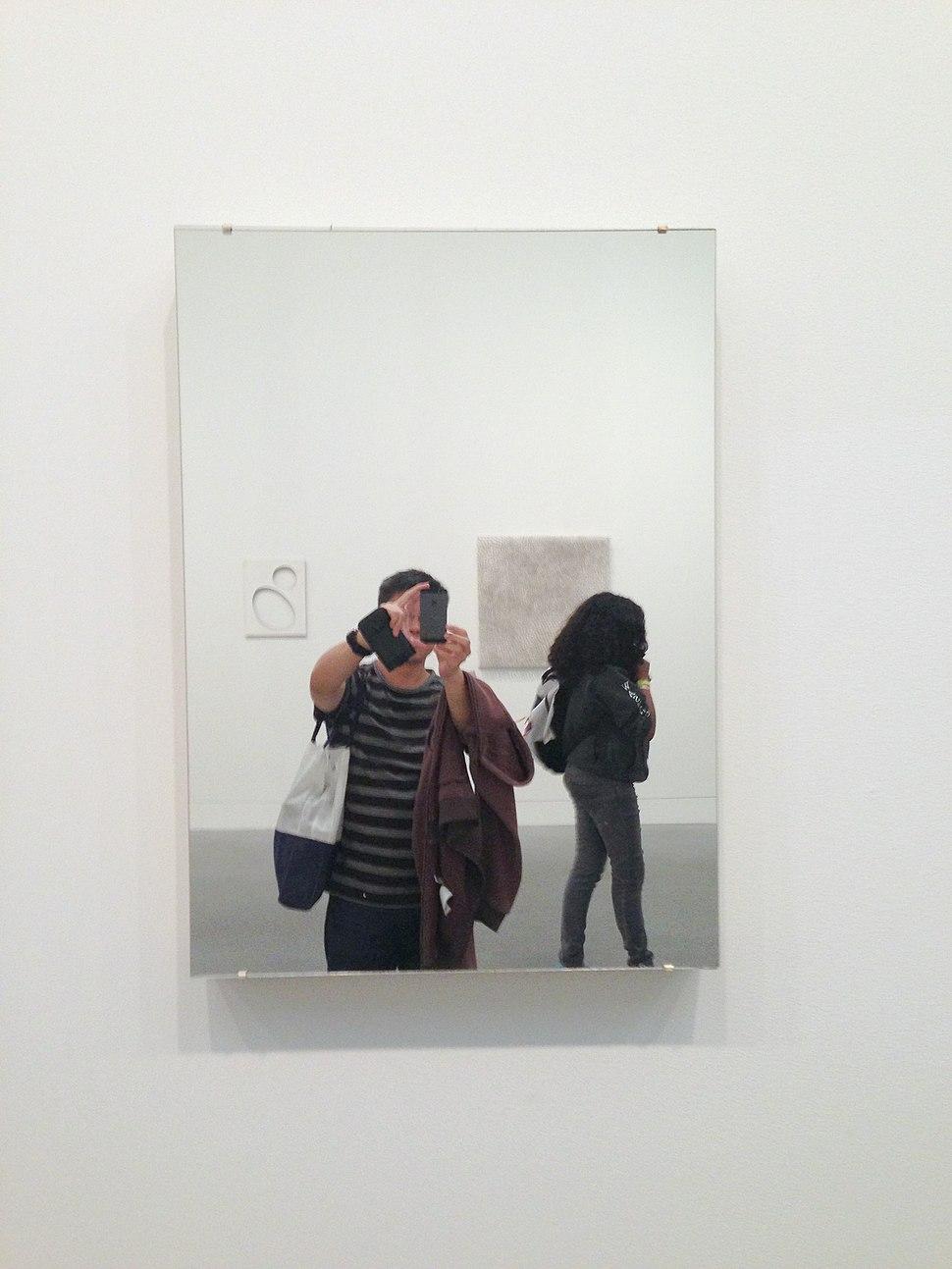 Art & Language, Untitled Painting (1965), Tate Modern, London - 20130627