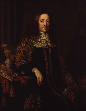 Arthur Annesley, 1st Earl of Anglesey - Lord Anglesey, by John Michael Wright