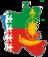 Флаг-карта Артинского округа