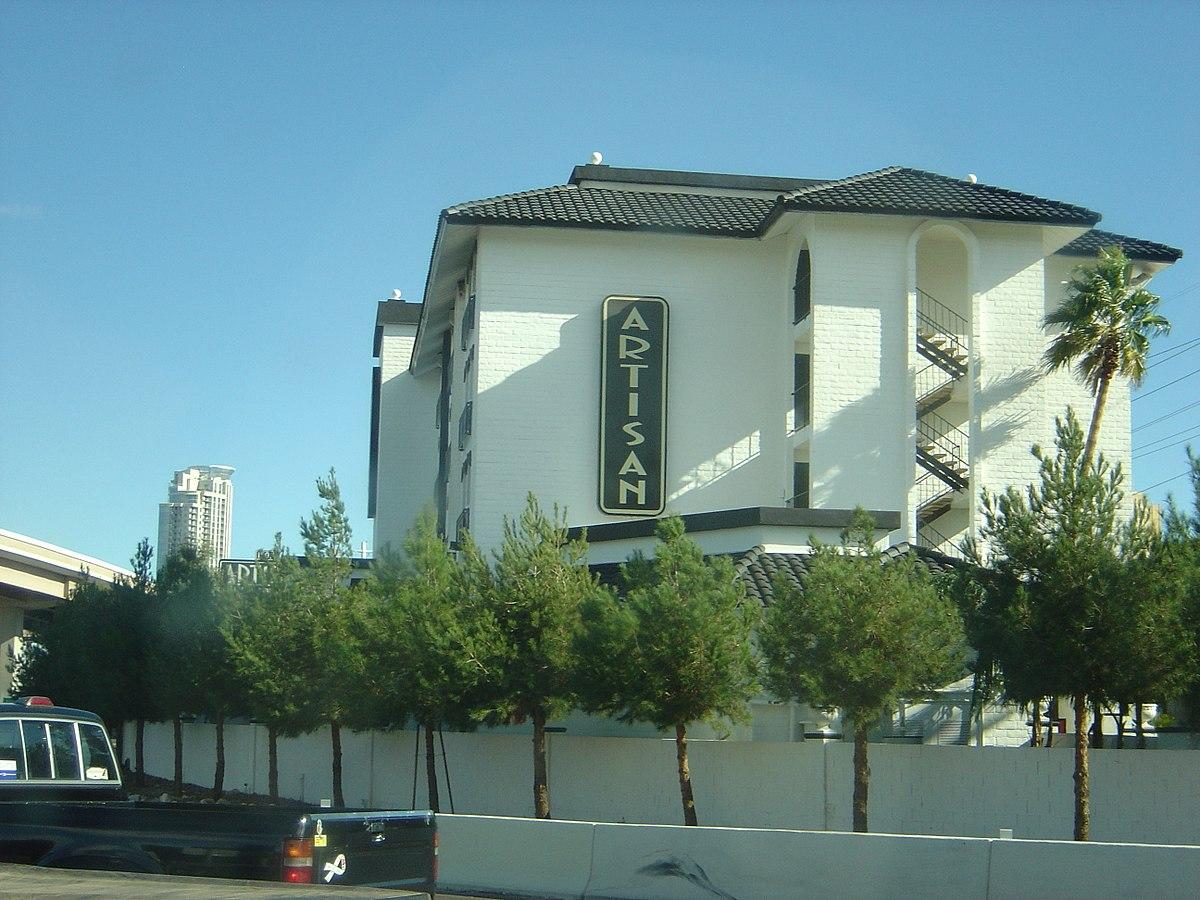 The Artisan Hotel - Wikipedia