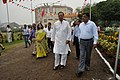 Arundhaty Ghosh and Manish Gupta with NCSM Dignitaries Visit Mobile Science Exhibition - Inaugural Function - MSE Golden Jubilee Celebration - Science City - Kolkata 2015-11-17 4918.JPG