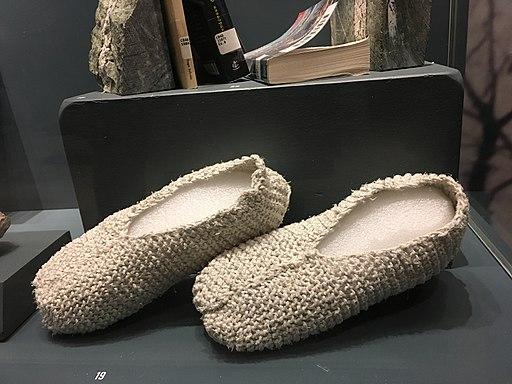 Asbestos slippers, Musee Mineralogique et Minier de Thetford Mines