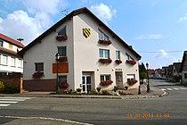 Aschbach, Bas-Rhin, Mairie.JPG