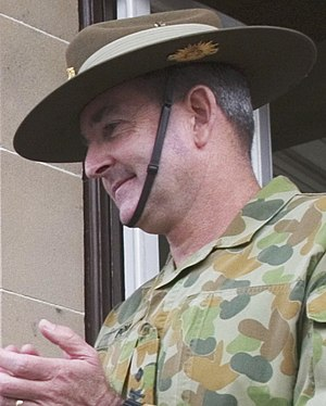 Chief of Joint Operations (Australia) - Image: Ash Power 070616 M 6609K 235