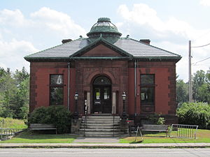 Ashby, Massachusetts - Ashby Free Public Library