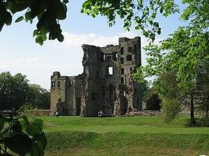 Ashby-de-la-Zouch - Ashby-de-la-Zouch castle