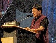 Journalist Ashok Row Kavi