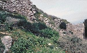 Asine - Ruins of Asine.