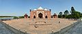 Assembly Hall with Fountain - Western View - Taj Mahal Complex - Agra 2014-05-14 3900-3903 Compress.JPG