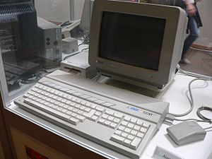 Atari ST - The Atari 520ST