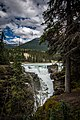 Athabasca Falls - Icefields Parkway Canada (33641845412).jpg