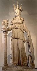Athena Varvakeios statue