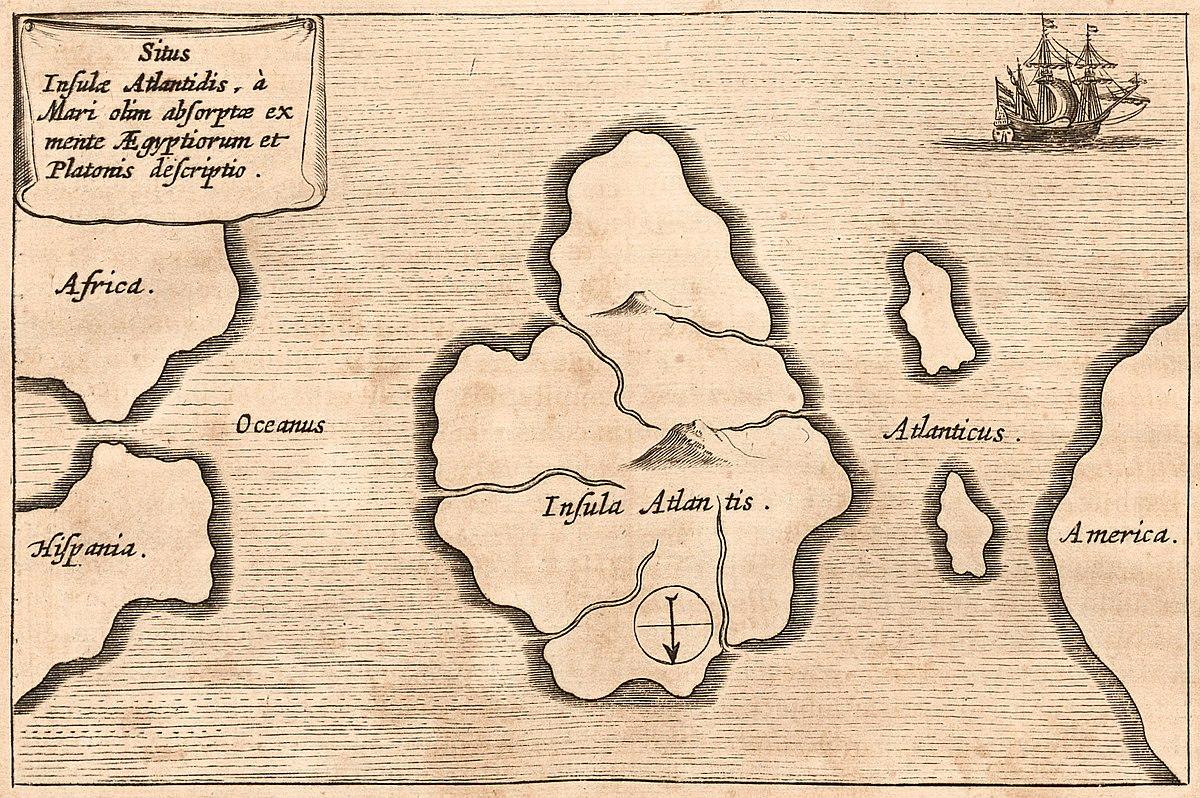 File:Atlantis Kircher Mundus subterraneus 1678.jpg - Wikimedia Commons
