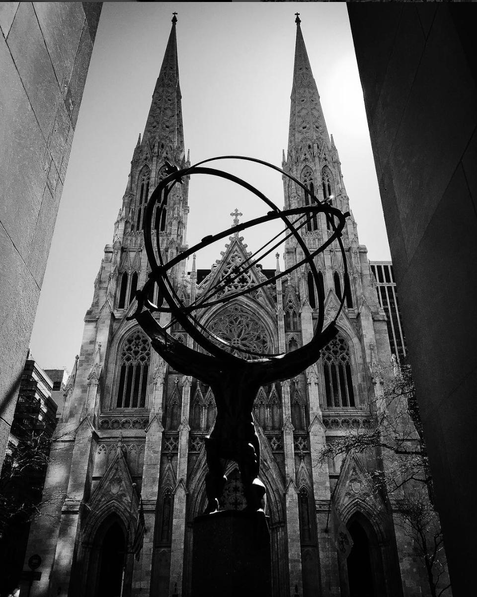 Atlas Vs. St. Patrick%27s Cathedral