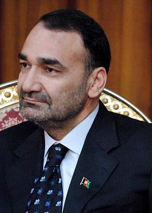 Atta Muhammad Nur - Ata Mohammad Noor in August 2011
