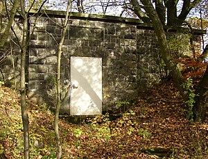 Mücke - Former waterworks in Atzenhain