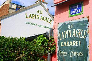 Lapin Agile - Au Lapin Agile (June 2011)