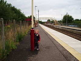 Auchinleck railway station in 2007.jpg