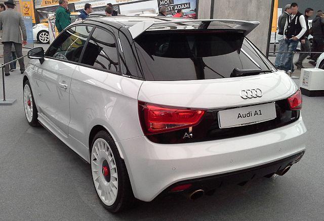 Audi A1 quattro (8X)