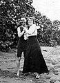 August & Teckla Espersuetio c 1930.jpg