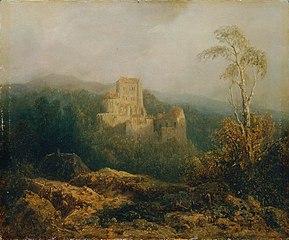 Das Bergschloss