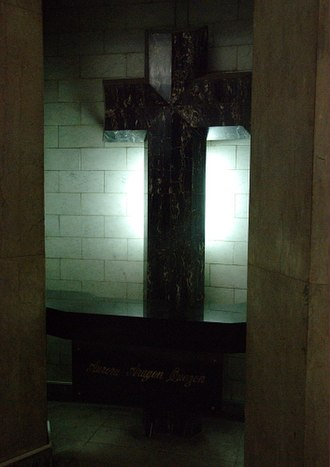 Aurora Quezon - Aurora Quezón is buried a few meters away from her husband inside the Quezon Memorial in Quezon City.